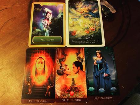 Twin Soul Energy Update: October 16, 2018 (Divine Feminine)
