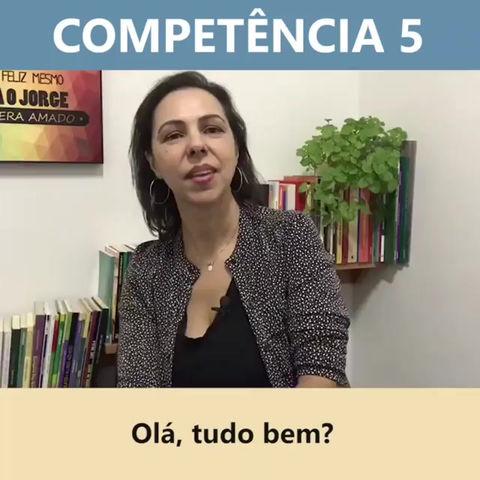 Competência 5 - Redação Enem