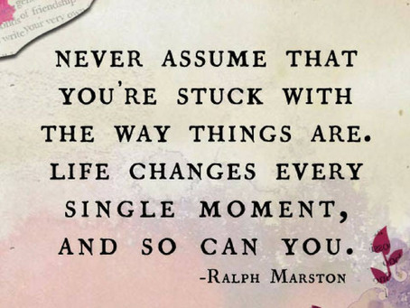 Stagnation is Illusion