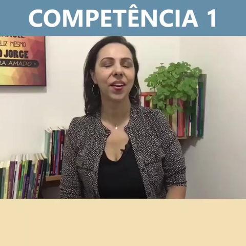 Competência 1 - Redação Enem