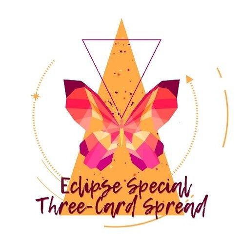 Eclipse Special (Three-Card Spread)