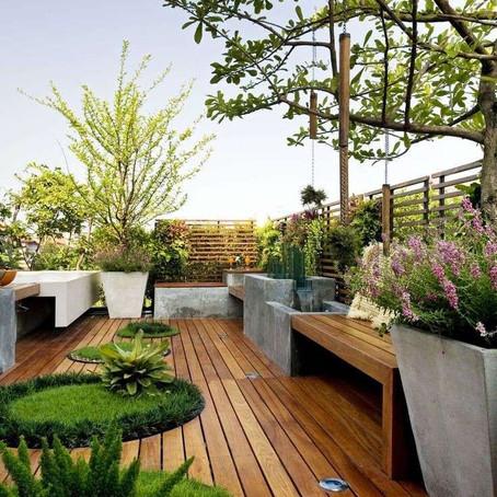 Balconi e terrazzi: uno spazio green ritrovato