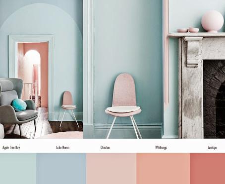 Come scegliere i colori giusti per la tua casa. Consigli e idee