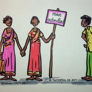 Frauenfirma - in Indien!