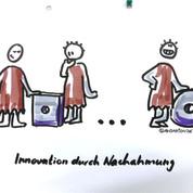 Innovation durch Nachahmung
