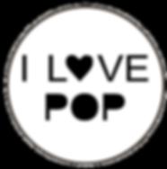 logo i love pop