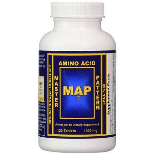 MAP Master Amino Acid Pattern
