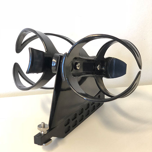 Prone Double Water Bottle Cage