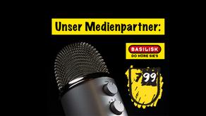 Unser Medienpartner: Radio Basilisk