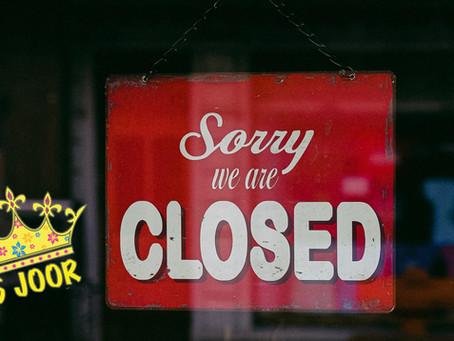Das Piazza bleibt weiterhin geschlossen