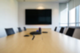 Business meeting room or Board room inte