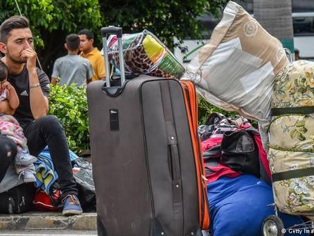 Di Giovanni: leyes y políticas no discriminatorias para los refugiados