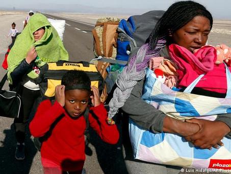 Pasos fronterizos: la carrera de obstáculos de la migración