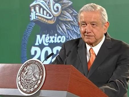 """AMLO dice que EU no ha hecho """"nada en años"""" para Centroamérica"""