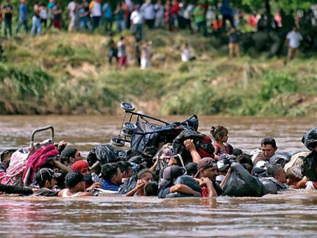 Ahora los centroamericanos migran por hambre: PMA