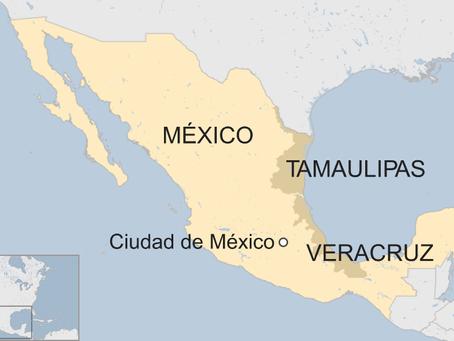"""La """"frontera chica"""" de México, la zona clave para todo tipo de tráfico ilegal a Estados Unidos"""