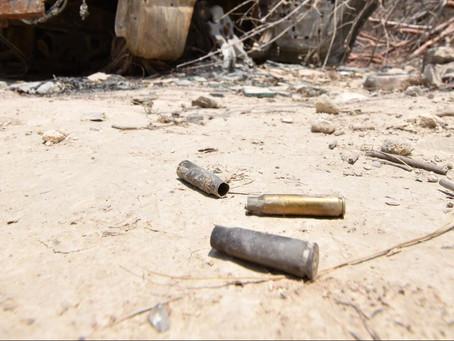 Policías, autores de la masacre de Camargo