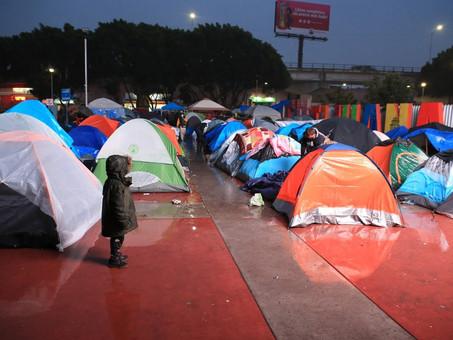 Tijuana se enfrenta a una crisis migratoria sin una solución clara