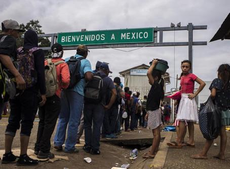 Metáfora 15: ¿Qué hacemos con los migrantes?