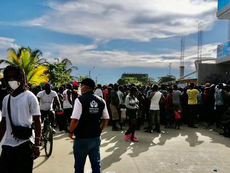 Gobierno de Colombia solicita apoyo de los países de la región ante la crisis migratoria