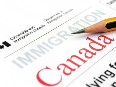 Canadá quiere inmigrantes, pero la pandemia está en el camino.