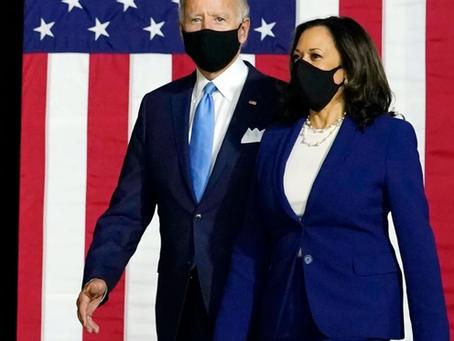 Joe Biden planea presentar reforma migratoria: Kamala Harris