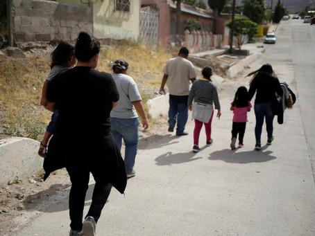 La pandemia disminuye los flujos migratorios hacia la frontera sur pero aumentan las deportacion