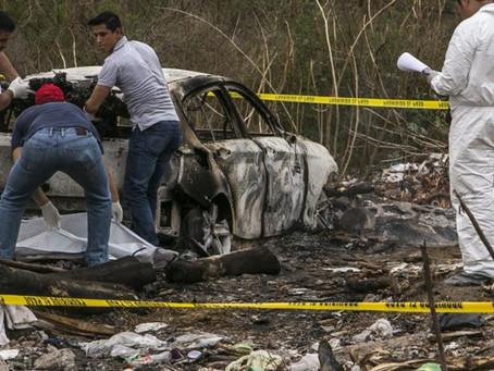 Los calcinados de Tamaulipas