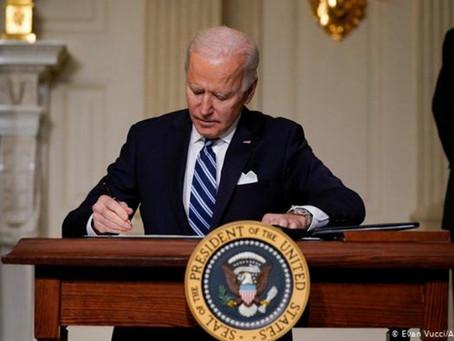 Joe Biden busca facilitar migración legal hacia Estados Unidos