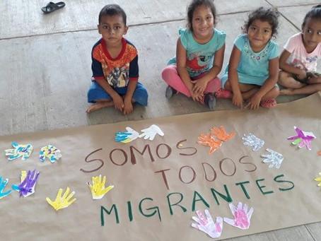 Día Internacional del Migrante  18 de diciembre