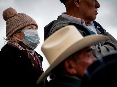 Coronavirus: Migrantes en México más expuestos al Covid