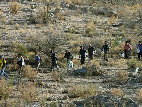Junio fue un mes letal para los migrantes que cruzaron el desierto de Arizona