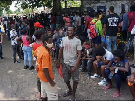 En 2020, México otorgó residencia a más de 87 mil migrantes