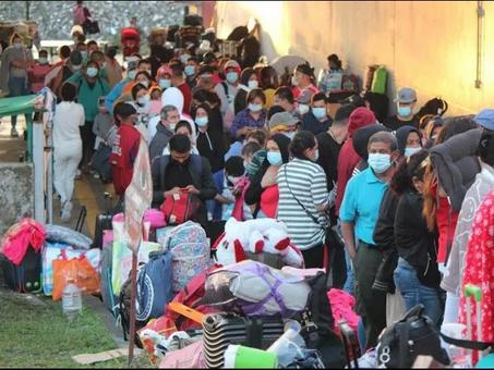 La mayoría no va a calificar para recibir asilo en EE.UU.