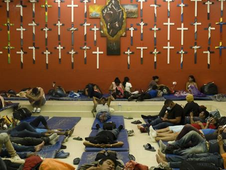 ¿México es un campamento, patio o sala de espera de Estados Unidos?