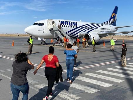 INM retorna a 932 migrantes rescatados en la frontera de México con Estados Unidos