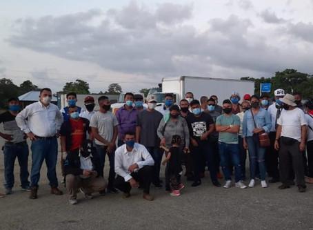 Salida de nicaragüenses evidencia pocas condiciones de asilo en Guatemala.