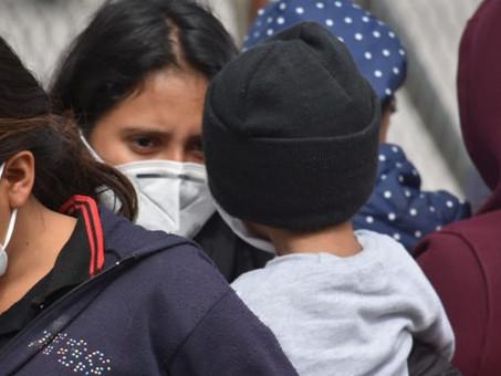 CNDH solicita medidas cautelares en favor de migrantes deportados de EU