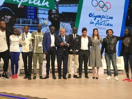 Tokio 2020: equipos olímpico y paralímpico de refugiados