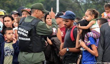 ¿Vacunar a migrantes?, el dilema en América Latina?