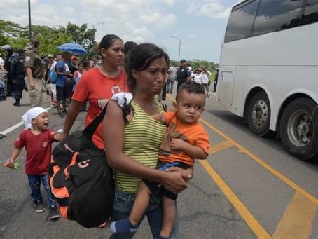 Mujeres migrantes carne de cañón de policías estatales y municipales