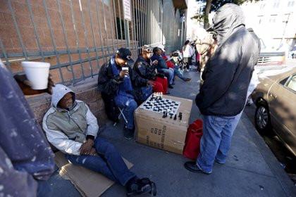 Estados Unidos tiene niveles de pobreza altos