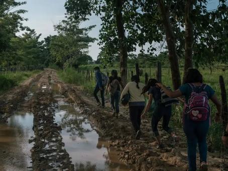 Ola de migrantes centroamericanos, la crisis que Biden deberá enfrentar
