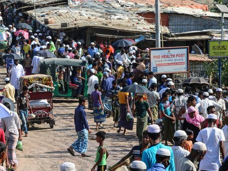 La OMS y ACNUR actualizan acuerdo para proteger a 70 millones de desplazados por la pandemia.