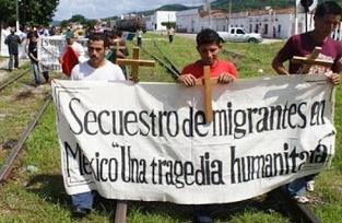 Crimen organizado contra migrantes