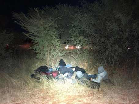El INM rescató a 24 migrantes guatemaltecos