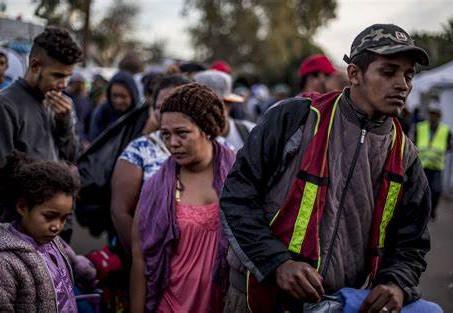 Los refugiados de guerra mexicanos