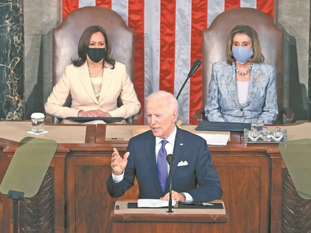 Biden pide aprobar reforma migratoria y cuidar a soñadores