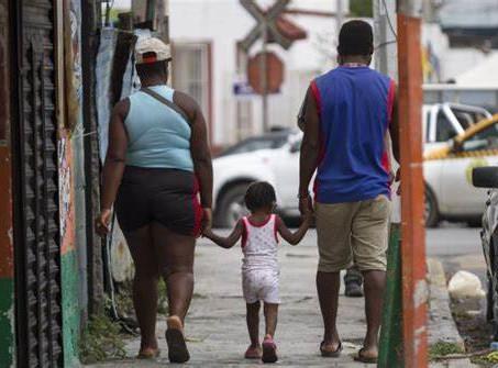 Los migrantes haitianos en México: Y el efecto Monterrey