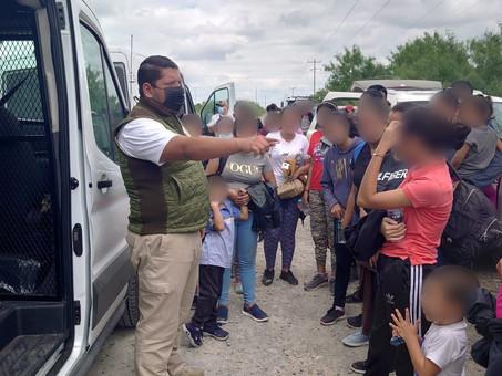 Los 15 derechos de todo migrante en México